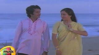 Addala Meda movie songs - Tholichupu Oka Parichayam song - Mohan Babu, Murali Mohan, Geetha, Ambika