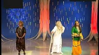 Anwar Masood's Poem - Chaah Te Lassi - Dramatized on PTV Awards
