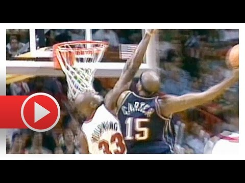 Vince Carter's Most Memorable Moments of his Career