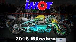 IMOT München 2016 *alle Neuheiten*