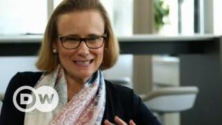 بيلين غاريخو - قيادية مرموقة تقدم نصائح لبنات جنسها ـ صنع في ألمانيا