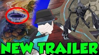 EVEN MORE NEW POKEMON?! NEW Pokemon Ultra Sun and Ultra Moon Trailer