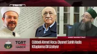 Cübbeli Ahmet Hoca Diyanet'in Nisan Israrına Reddiye - TGRT Haber Yayını 23 Mayıs 2017