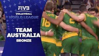 Australia scores for Group 2 Bronze - World League 2017
