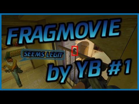 » BEST OF YB. « - CS:GO FRAGMOVIE [HD]