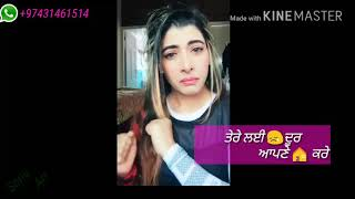 Soch to pare // sad song status//by Sonu Creation