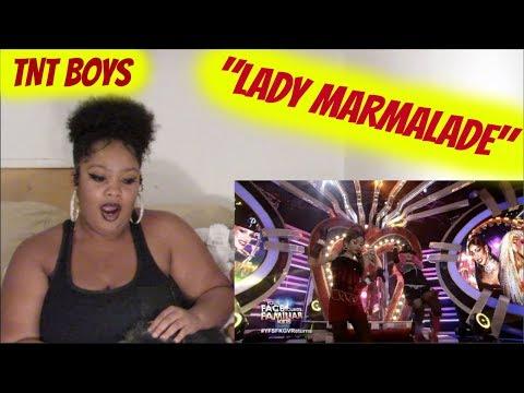 "*DAY 8* -TNT Boys- ""Lady Marmalade"" Reaction"