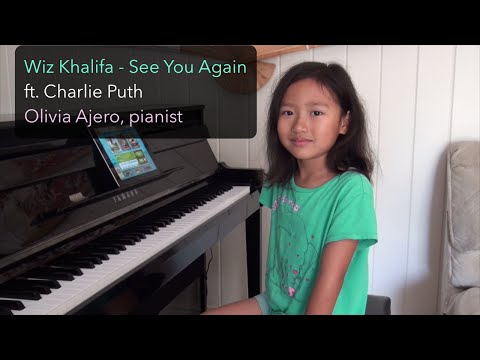 Wiz Khalifa - See You Again ft. Charlie Puth - Piano Maestro Cover