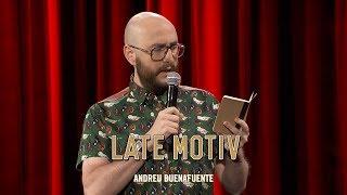 LATE MOTIV - Monólogo de Raúl Navarro.  | #LateMotiv240