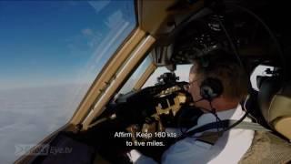 Pilotseye Tv Boeing 777   Beautiful Skies Descent, Approach & Final