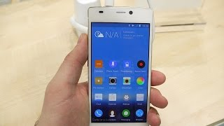Gionee new super-slim S smartphone thinner than vivo X5 Max & Oppo R5 first look & features