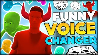 DANGER!!! HILARIOUS VOICE CHANGER - DEVIL DADDY AND CRAZY BABY | WHO'S YOUR DADDY FUNNY MOMENTS #10