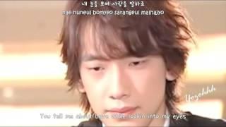 Lyn   Geu Deh Ji Geum MV Full House OST ENGSUB + Romanization + Hangul