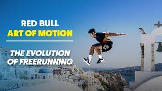 The Evolution of Red Bull Art of Motion!