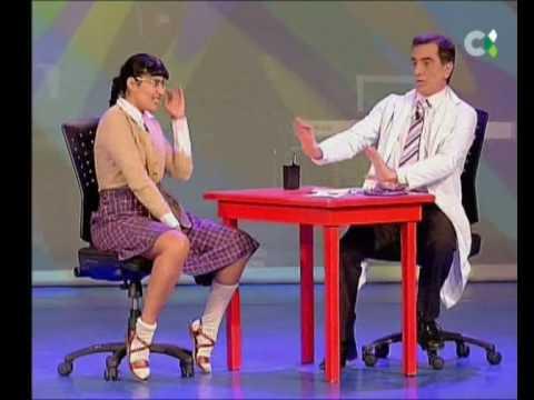 Jacinta y el Ginecologo. Teatro Perez Galdos 14 12 08