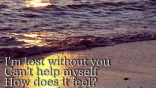 LOST WITHOUT YOU Robin Thicke (cover) with Lyrics