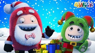 Oddbods   THE FESTIVE MENACE   Christmas SPECIAL   Full Episode