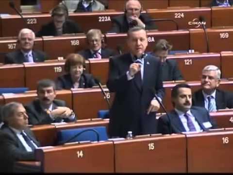 Erdoğan'dan Fransız parlamentere fırça  Türkiye'ye Çok Fransızsınız