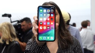 iPhone XR, XS and XS Max: First Look