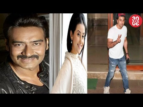 Ajay On Not Hosting An Action Reality Show | Manisha To Play Ranbir's Mom