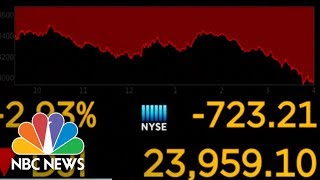 Special Report: Dow Plunges More Than 700 Points | NBC News