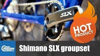 Shimano SLX M7000 groupset