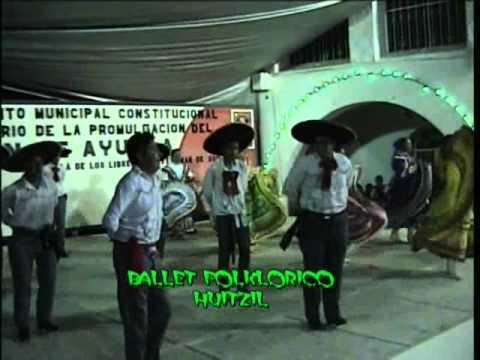 SEMANA CULTURAL EN AYUTLA DE LOS LIBRES GRO. DIA 25.WMV