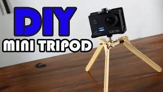 Cara Membuat Mini Tripod