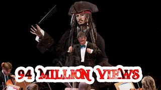 Pirates of the Caribbean Medley, He