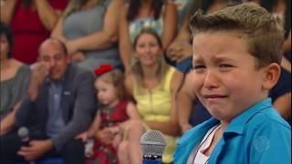 Rodrigo Faro e pai de Cristiano Araújo choram com música de Pietro