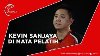Kevin Sanjaya di Mata Para Pelatih
