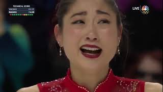 USA Nationals 2018 - Mirai NAGASU FS/LP (NBC)