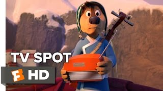 Rock Dog TV SPOT - Rock Your World (2017) - Luke Wilson Movie