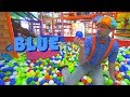 Download Video Blippi at the Play Place and Learn Colors Compilation   Safe Educational Videos for Children 3GP MP4 FLV