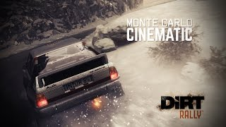 DiRT Rally - Monte Carlo Cinematic