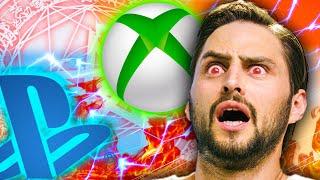Microsoft + Sony... TOGETHER!?