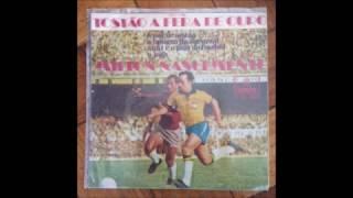 Milton Nascimento / Do Filme Tostão A Fera De Ouro / 1970 / Full EP