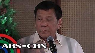 TV Patrol: Mga alkalde, tikom ang bibig sa naging pulong kay Duterte