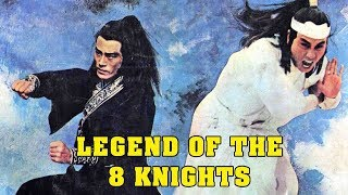 Wu Tang Collection - Legend of 8 Knights