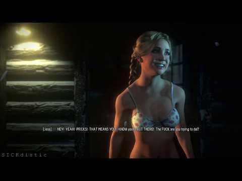 Until Dawn - Get Jessica's clothes off