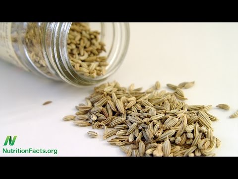 Fennel Seeds for Menstrual Cramps and PMS