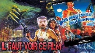 IL FAUT VOIR CE FILM ! #Jack Burton Dans les griffes du Mandarin [FR]