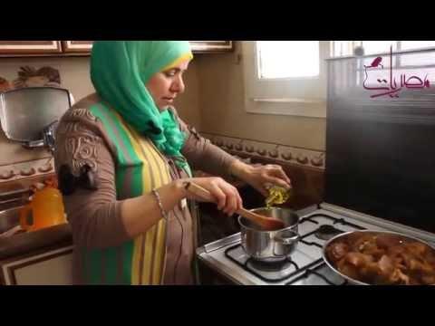 Xxx Mp4 مطبخ مصريات طريقة عمل الكوارع بالخل والتوم والممبار مع الشيف عواطف 3gp Sex