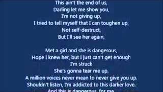 The Vamps - Dangerous (LYRICS)