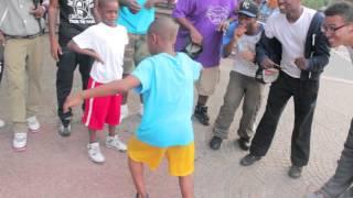 Young Kids Dance Battle In Harlem NYC! (worldstarhiphop)