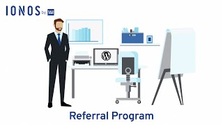 The IONOS Referral Program: Spread the word and get paid!