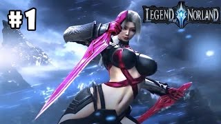 Legend of Norland Epic ARPG (by T1Gamer) Android Gameplay #1 [HD]