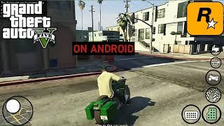 How to Download Grand theft Auto 5 Almost Any Android Device Easily One Click Method [Working 100]