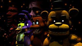 [SFM/FNAF/Music] - Five Nights At Freddy's 1 Rap -