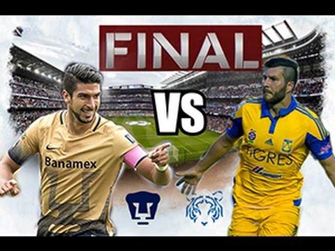 Xxx Mp4 Pumas VS Tigres ♦ Final Apertura 2015 ♦ Fifa 16 3gp Sex